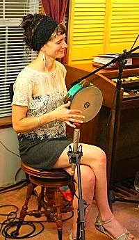 tambourine 200